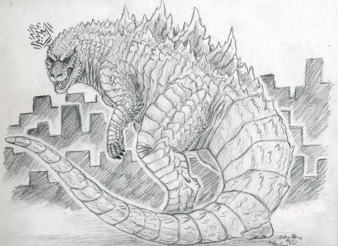 King of all Monsters by That-Green-Monster