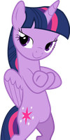 [Vector] Twilight Sparkle by PaganMuffin