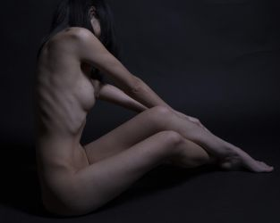 Nude Bodyscape by loveimplied