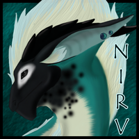 Nirv Enjoys the Silence by LadyDistort