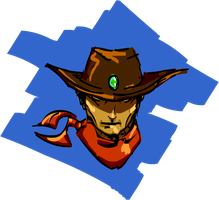 A Cowboy for Stefanie by severedconnection