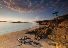 Arisaig Shore Line by DL-Photography