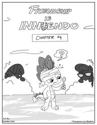 Friendship is Innuendo - Chapter 04 Cover by Loreto-Arts