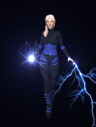Anya Storm By Dimples Bratt A Touch of Reality by AnyaStorm
