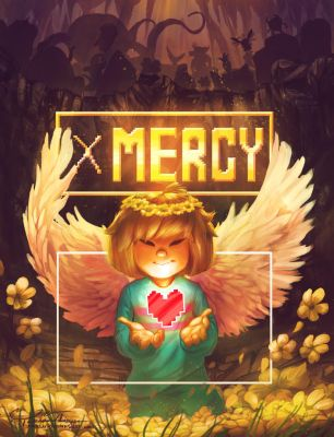 Instrument of Mercy by MarcusThomas