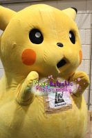 Pikachu Cosplay, MCM Expo October 2013 by Pixie-Aztechia