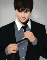 Chace Crawford by kristeli10
