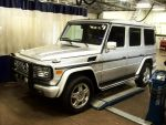 Mercedes Benz G-class by rioross