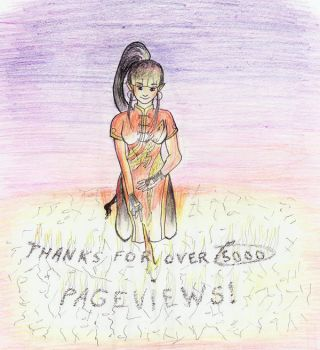 Thanks for over 5000 Pageviews! by MaySohma
