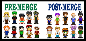 SFC: Pre-Merge vs. Post-Merge by SSBFreak
