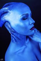 Lost - Liara cosplay by Soylent-cosplay