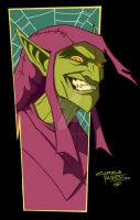 Green Goblin by GarryHenderson
