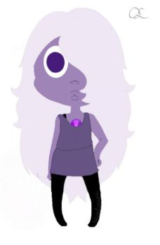 Amethyst  by olivine-evanescent