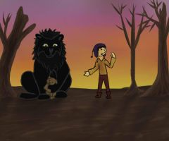 Weekly Quest - Lost Pet by magikwolf