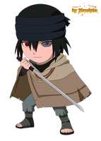 Chibi Sasuke The Last by Marcinha20