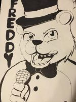 Freddy by Pinkwolfly