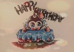Happy Bithday by MariaCool1234