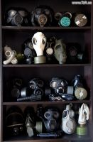 Just my masks by TzR