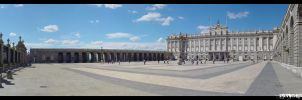 Royal Palace - Madrid by NeoRavenous