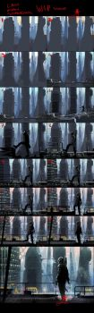 Last Man Standing W.I.P Stages by AndyFairhurst
