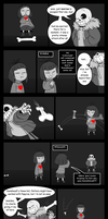 Undertale - The Sentry - part 3 by TC-96