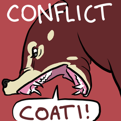 Conflict Coati by LB-Lee