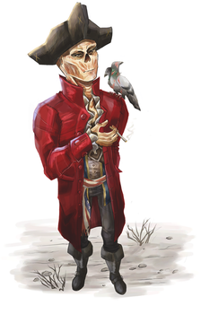 Actual pirate by deerratic