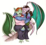 Queenie and Me by BrowncoatFiction
