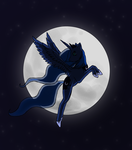 Princess of the night by Red-Shepherd