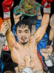 Manny Pacquiao by cgragasin
