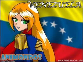 Venezuela de Animondos by Dougieus