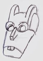 Frink Rabbit Bot by UnicronHound