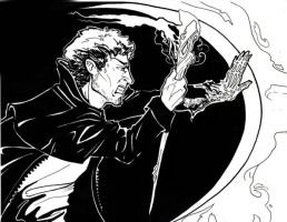Dresden files inked by zirofax