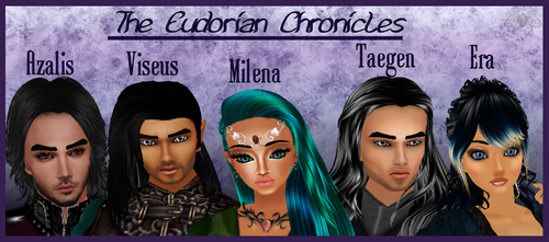 New Eudorian Chronicles Banner by KiaraDiMari
