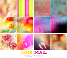 Junk mail by bourniio by Bourniio