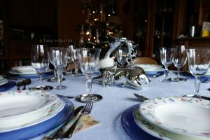 Christmas table by spiti84