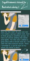 Illustrated Coloring Tutorial2 by Squall-Kaihane