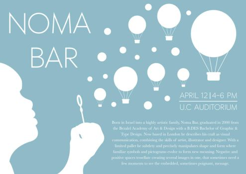 Noma Bar Poster by OpenMind989