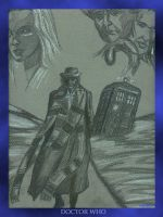 Doctor WHO -4th and 7th by DocRedfield