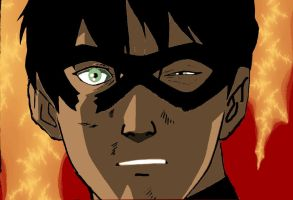 Jason Todd: UTRH by Hells-randomness