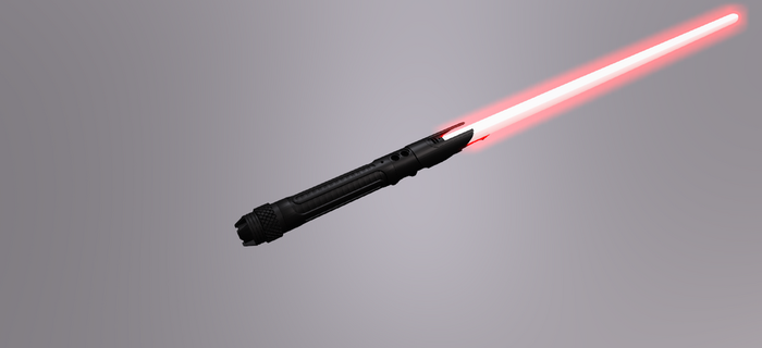 Darth Phantom's Lightsaber by Legodecalsmaker961