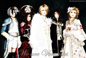 We are Versailles by Jesse-FanGirl