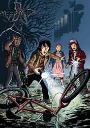 Stranger Things by mistermuck