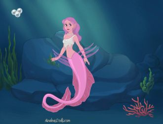 Mermaid challenge day 29 by pegfan