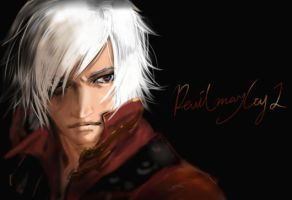 Dante in DMC2 by Natalia-L