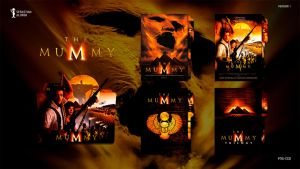 The Mummy (1999) Folder Icon #1 by sebasmgsse