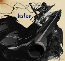 Justice by M9A9T9E9O9
