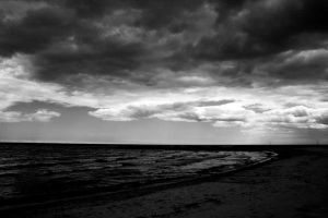When the Storm Rolled In... by fotobug8