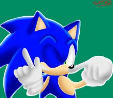 Just Call Me Sonic by SonicForTheWin2