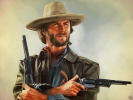 The Outlaw Josey Wales by IgorLevchuk